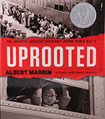 Book cover image: Uprooted