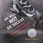 Book cover image: We Will Not Be Silent