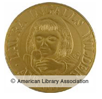 Laura Ingalls Wilder Award seal image