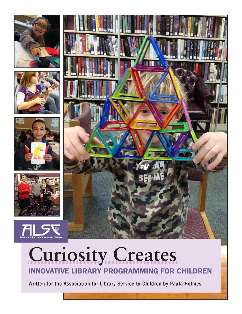 Cover Curiosity Creates: Innovative Library Programming for Children