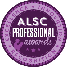 ALSC Professional Awards logo