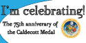 Caldecott 75th Anniversary eBadge