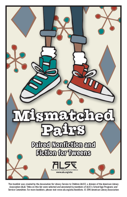 cover image Tween Mismatched Pairs booklist