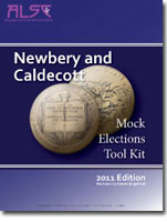 Cover of Newbery and Caldecott Mock Elections Tool Kit