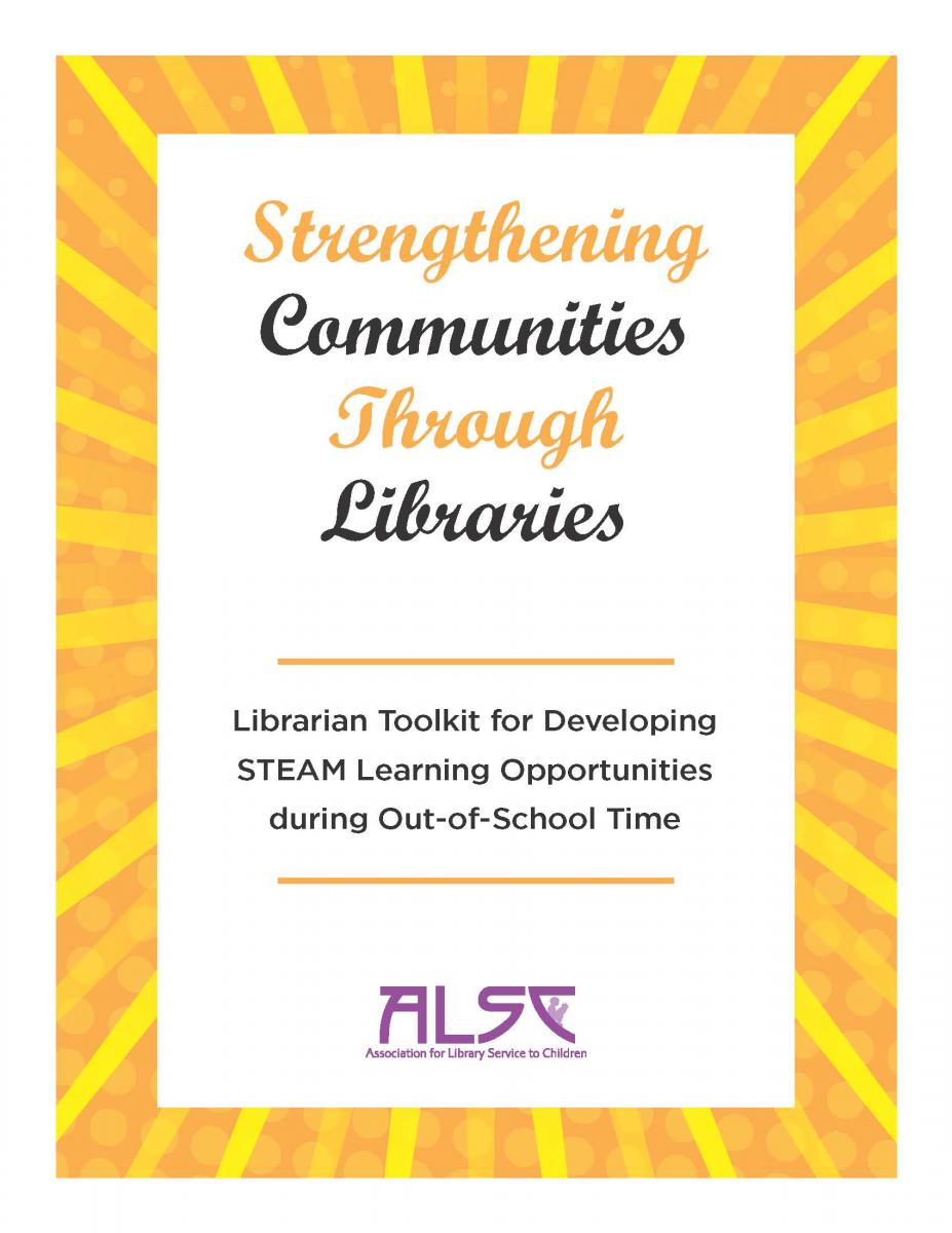 cover image Strengthening Communities Through Libraries Librarian Toolkit