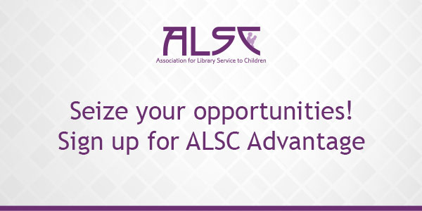 Sign up for ALSC Advantage