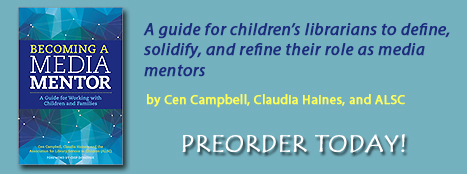 Preorder - Becoming a Media Mentor: A Guide for Working with Children and Families