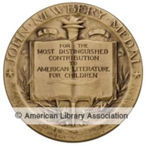 Newbery medal image