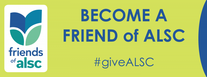 Become a Friend of ALSC