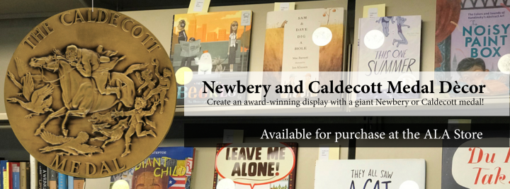 Newbery & Caldecott Medal Decor