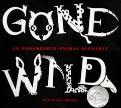 Gone Wild: An Endangered Animal Alphabet - cover