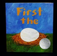 First the Egg - cover