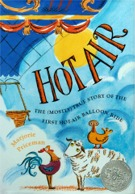 book cover image - hot air