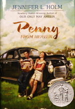 Penny from Heaven - book cover
