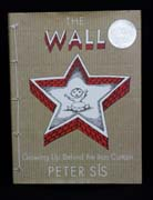 The Wall: Growing Up Behind the Iron Curtain - cover