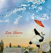 book cover image - zen shorts