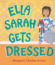 Ella Sarah Gets Dressed - cover