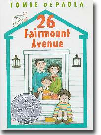 26 Fairmount Avenue - book cover