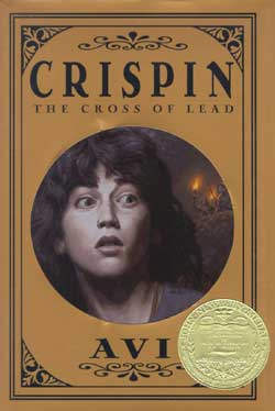 crispin: the cross of lead book cover image