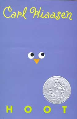 hoot book cover image