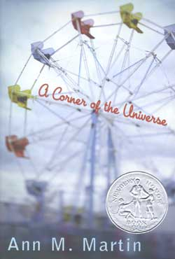 a corner of the universe book cover image