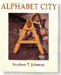 Alphabet City - book cover