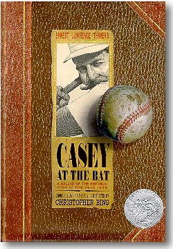 casey at the bat - cover