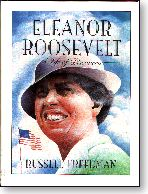 Eleanor Roosevelt: A Life of Discovery - book cover