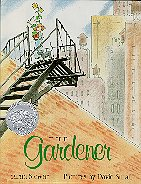 The Gardener - book cover