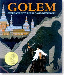 Golem - book cover