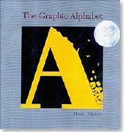 The Graphic Alphabet - book cover