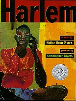 Harlem - book cover