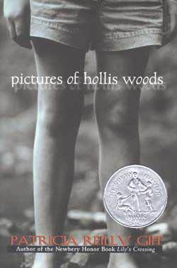 Pictures of Hollis Woods - book cover