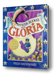 Officer Buckle and Gloria - book cover