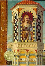 Rapunzel - book cover