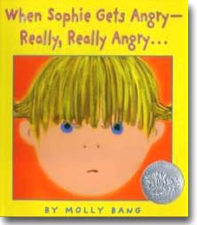 When Sophie Gets Angry-Really, Really Angry  - book cover