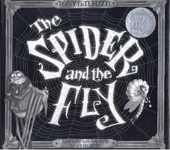 The Spider and the Fly - cover
