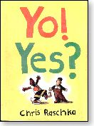 Yo! Yes? - book cover