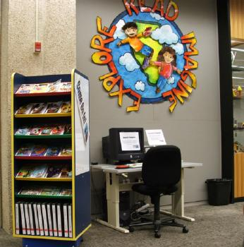 skokie public library, illinois, youth services deaprtment