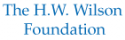 h w wilson foundation logo