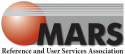 MARS: Emerging Technologies in Reference Section logo