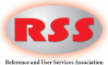 Reference Services Section logo