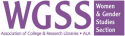 Women's Studies Section logo
