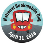 National Bookmobile Day, April 11, 2018