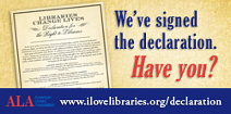 We've signed the Declaration, Have you?