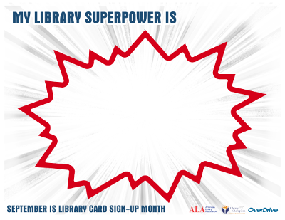 My library superpower is [fill in the blank]