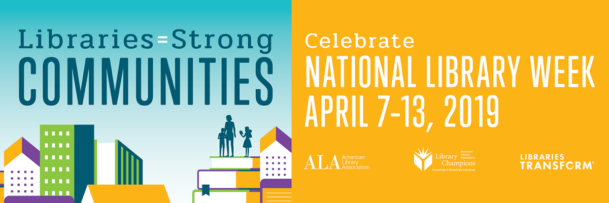 2019 National Library Week