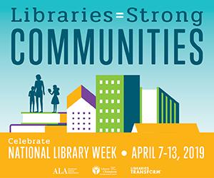Library Week 50 methods to observe