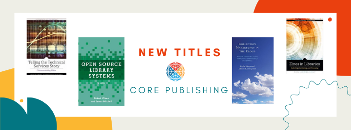 Peruse the latest titles from Core Publishing
