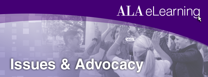 Issues and Advocacy: Find the learning events that offer the best practices and innovations for keeping libraries strong, open, and accessible.